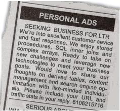 book-personal-newspaper-ads