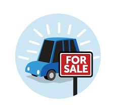 Car Sale Ads on Newspaper